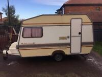 Cheap caravan Supreme elegance 380/2