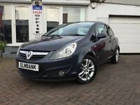 2008 08 Vauxhall/Opel Corsa 1.2i 16v SXi~LOW MILES~1 YEAR MOT WITH SALE~