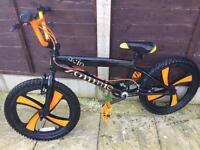 """Zombie acid bmx bike 20"""" wheels"""