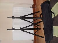 Pair of QTX Speaker stands New and unused