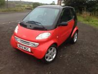 01/51 SMART FOURTWO PULSE 3DR