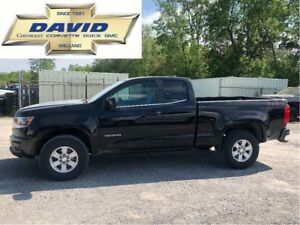 2015 Chevrolet Colorado 4WT SWB EXT 4WD/ HEAVY DUTY/ KEYLESS/ RE
