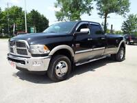 2010 Dodge Ram 3500 LARAMIE CREW CAB MOONROOF NAV LEATHER LOADED