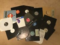 15 x classic UK Garage vinyl 1999-2000