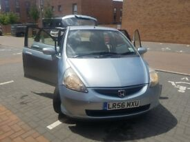 HONDA JAZZ, 2-OWNERS, AUTOMATIC LOW MILEAGE, SERVICE HISTORY, EXCELLENT CONDITION