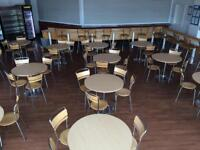 Canteen furniture for sale