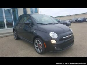 2016 Fiat 500 Sport- Leather, Bluetooth