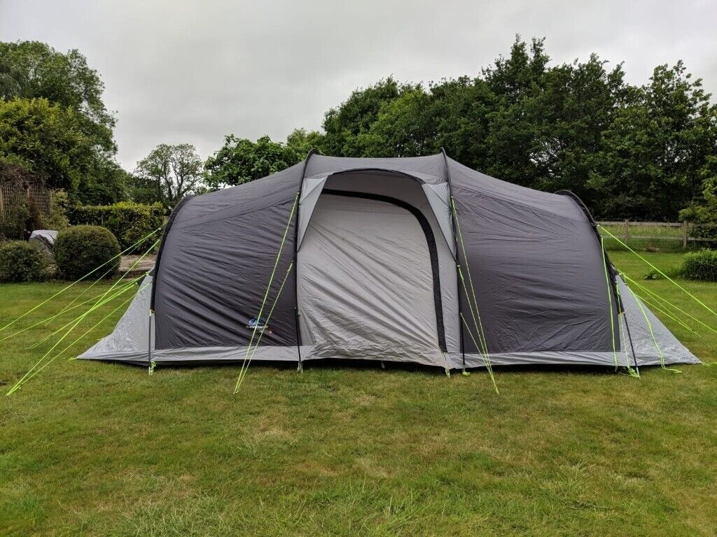 Pleasant Sunncamp Shadow 600 6 Person 3 Bedroom Tent In Wanstead London Gumtree Download Free Architecture Designs Rallybritishbridgeorg