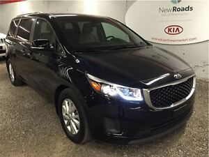 2016 Kia Sedona LX+ - PWR Doors, Backup Cam, Factory Warranty