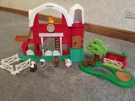 Little people Farm (Fisher Price)
