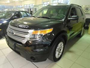 2015 Ford Explorer 4WD 7 PASS