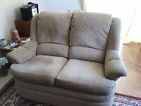 2 x2 seater couches