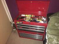 Tool box ( Halfords professional )