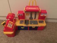McDonalds Play Kitchen