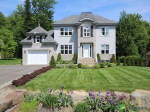 395 000$ - Maison 2 étages à vendre à St-Jérôme (Bellefeuil