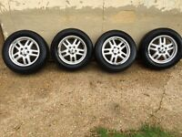 Land Rover Range Rover l322 wheels x4 for sale £200