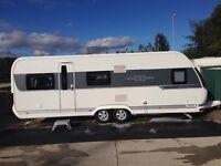 2014 645VIP hobby Caravan