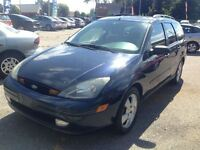 2004 Ford Focus ZTW,LOADED,LEATHER,ROOF