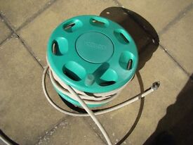 hose reel for wall fixing