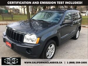 2007 Jeep Grand Cherokee LAREDO 3.7L - 4X4