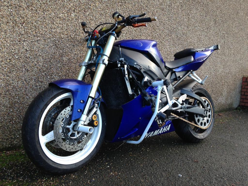 Yamaha r1 03 stunt bike kit car | in Dunfermline, Fife ...