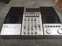 Rare Korg cr-3 cassette recorder