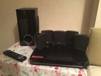 LG Surround Sound DVD/CD Player