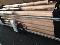 Solar thermal hot water panels - evac tubes