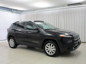 2017 Jeep Cherokee QUICK BEFORE IT'S GONE!!! LIMITED 4X4 SUV w/