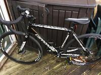 CANNONDALE CAADX 105 CYCLOCROSS BIKE 2016 51cm