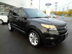2011 FORD EXPLORER 4WD Limited/Nav/Toit/Cuir/Bluetooth/Cruise