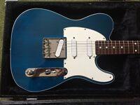 Fender Telecaster 62 Custom CIJ