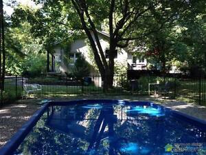 550 000$ - Maison à un étage et demi à vendre à Ste-Dorothé