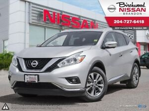 2016 Nissan Murano SL ONE Owner, NO Accidents, Local!