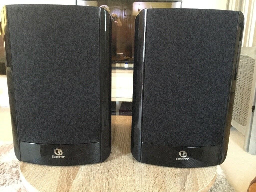 BOSTON ACOUSTICS A25 Bookshelf Speakers