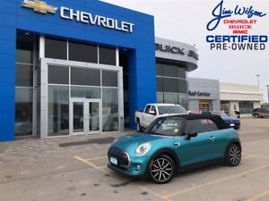 2016 MINI Cooper Convertible HEATED SEATS INCLUDES SNOW TIRES ON