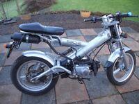 2009 Sachs Madass 49cc