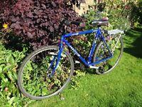 Emmelle Hybrid Bicycle