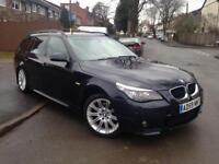 BMW 520D M SPORT ESTATE BUSINESS EDITION 177
