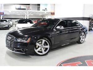 2013 Audi S8 4.0T | NIGHT VISION | 21 INCH WHEELS