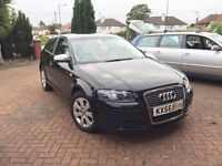 AUDI A3 1.9 TDI 2005 FOR SALE WITH FULL SERVICE HISTORY