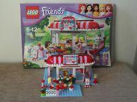 Lego Friends City Park Cafe 3061 (retired set)