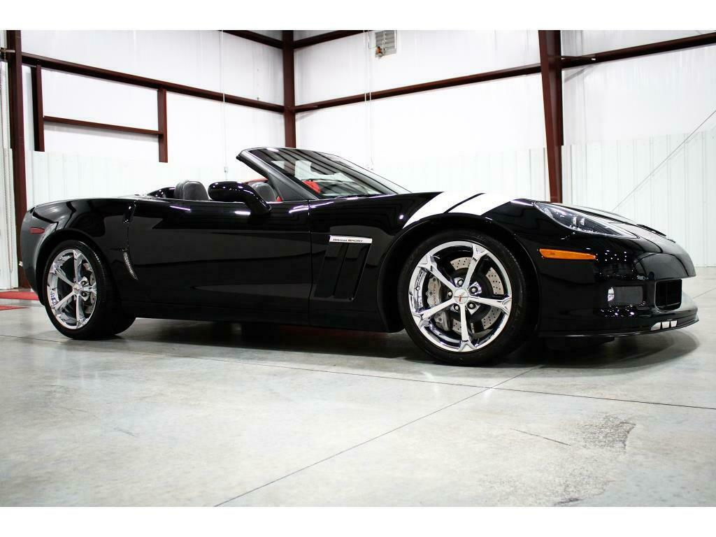 2010 Black Chevrolet Corvette     C6 Corvette Photo 7