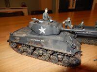 Model Tanks and Army Vehicles - Tamiya, Military models
