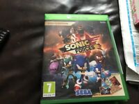 New Xbox one game for sale new sonic forces bargain £25