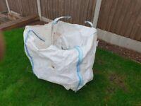 1 Tonne Jumbo garbage rubble bags