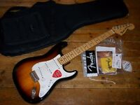 Fender USA Stratocaster Special 2012 with Texas Special pickups