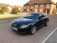 Audi TT 1.8 Quattro black
