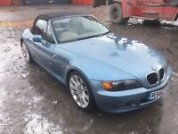 BMW Z3, Convertable (Soft Top)