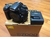 Nikon D7000 + 18-140 mm NEW